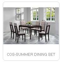 COS-SUMMER DINING SET